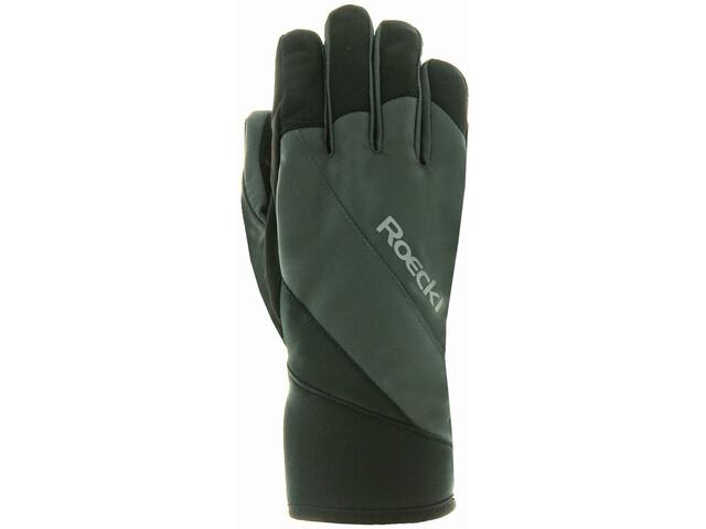 Roeckl Aspen Handschuhe Kinder anthracite